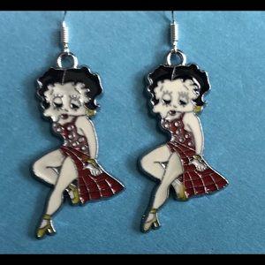 Betty Bopp Earrings